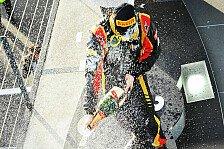 Formel 1 - Wie ein Kaninchen aus dem Zauberhut: Samys Highlight 2013: Kimis Sieg