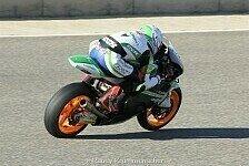 Moto2 - Final Countdown: Krummenacher freut sich auf letzten Vorsaisontest