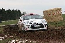 ADAC Rallye Masters - Deutliche Fortschritte bei der Litermont: Mysliwietz/Schumacher gewinnen ERT-Wertung