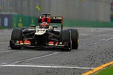 Formel 1 - Kein Grund f�r Selbstzufriedenheit: James Allison