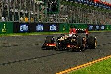 Formel 1 heute vor 7 Jahren: Kimi Räikkönen gewinnt für Lotus