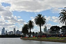 Formel 1 - Wir werden die Ersten sein: Australien pocht auf Auftaktrennen 2014