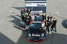 Carrera Cup - Aufstieg in die erste Liga: Team GT3 Kasko mit von der Partie