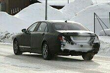 Auto - Erlkönig der neuen Mercedes S-Klasse