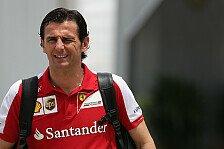 Formel 1 - Was w�re wenn...?: Pedro de la Rosa: Noch nicht topfit
