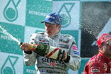 Formel 1 heute vor 17 Jahren: Kimis erster Streich