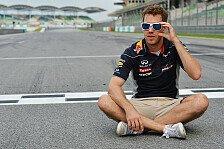 Formel 1 - Nordschleife auf Platz f�nf: Vettel nennt seine f�nf Lieblingsstrecken