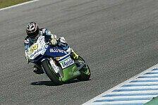Moto2 - Cardus �berrascht auf Platz zwei: Elias �bernimmt die Warm-Up-Spitze
