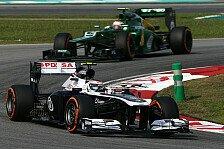 Formel 1 - Auf die Big Points gehofft: Bottas: Der Frust sitzt tief