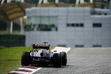 Formel 1 - Punkte im Rennen anvisiert: Freud und Leid bei den Toro-Rosso-Piloten