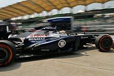 Formel 1 - Keine weiteren Folgen: Maldonado: Motorwechsel vor dem Rennen