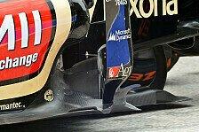 Formel 1 - Unterboden besteht Test nicht: R�ikk�nens Auto nicht regelkonform