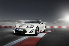 Auto - Toyota GT86: Cup-Sondermodell!