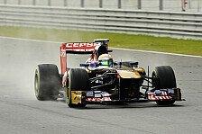 Formel 1 - Alles oder nichts? Das w�rde ich nicht sagen: Vergne: Keine Angst um Toro-Rosso-Cockpit