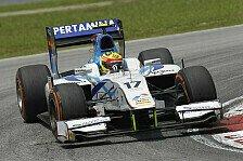 GP2 - Im F�rstentum zehn Pl�tze zur�ck: Harte Starfe: Monaco-D�mpfer f�r Haryanto