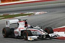 GP2 - Cecotto sorgt f�r Aufregung: Qualifying: Coletti & Calado in Reihe eins