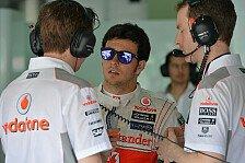 Formel 1 - Fahrer als Vorbilder: Neale: Perez beeindruckt alle im Team