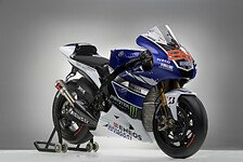 MotoGP - Launch-Event der Yamaha M1: Video - Rossi und Lorenzo enth�llen die M1