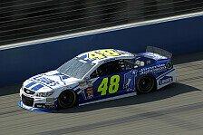 NASCAR - Tabellenf�hrer Earnhardt startet von Rang 17: Jimmie Johnson holt seine 30. Pole