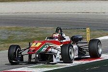 Formel 3 EM - Sieg unter extremen Bedingungen: Marciello gewinnt Abbruch-Rennen