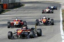 Formel 3 EM - Doppelsieg f�r Prema: Marciello feiert Auftaktsieg in Monza