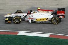 GP2 - Erste Punkte in der GP2: Daniel Abt