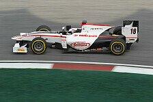 GP2 - Leimer ohne Punkte: Coletti siegt im Sprintrennen