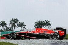 Formel 1 - Unterst�tzung aus Russland: Neuer Medienpartner f�r Marussia