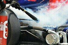 Formel 1 - �berhitzungsprobleme beseitigt: Toro Rosso mit neuer Auspuffanlage