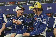 MotoGP - Social-Media-Duell zwischen Lorenzo und Rossi