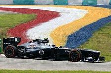 Formel 1 - �berall nur Frust: Kommentar: Williams in der Abw�rtsspirale