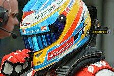 Formel 1 - Mehr Punkte holen als 2012: Alonso: Mit drei Podestpl�tzen nach Europa