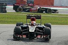 Formel 1 - Ein Test f�r Team und Fahrer: James Allison