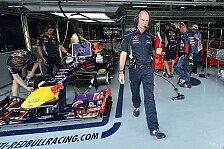 Formel 1 - Dementi mit 120 Zeichen: James Allison: Newey-Nachfolger bei Red Bull?