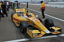 IndyCar - Der Champion startet vor Will Power: Pole Position f�r Ryan Hunter-Reay