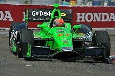 IndyCar - Favoritensterben beim Saisonstart: Hinchcliffe siegt in St. Petersburg
