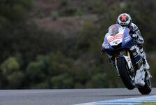 MotoGP - Lorenzo findet den Regen wichtig