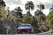 Mehr Rallyes - Einer der beeindruckendsten Fahrer: Gran Canaria: Kubica muss noch lernen