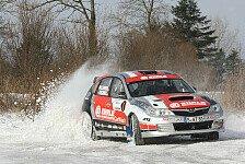 DRM - Unberechenbarste Rallye: S. Wallenwein siegt bei der ADAC Wikinger Rallye