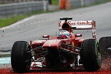 Formel 1 - Um jeden Preis Webber vermeiden: Alonso: Keine Reue in Bezug auf Sepang-Aus