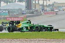 Formel 1 - Bessere Position vergeben: Pic �rgert sich �ber Kollision mit Vergne