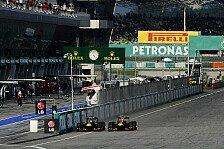 Formel 1 - Ein europ�ischer Sieger bevorzugt?: Webbers Vater von Red Bull entt�uscht