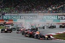 Formel 1 - Video: Der Malaysia GP aus Reifensicht