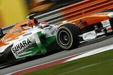 Formel 1 - Endlich in die Punkte: Force India Vorschau: China GP