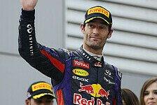 WEC - Zur�ck an die Sarthe?: Soll Webber zu Porsche?