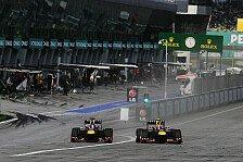 Formel 1 - Red Bull auf dem Siedepunkt: Heikos Highlight 2013: Multi 21