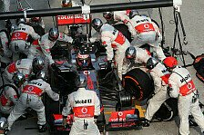 Formel 1 - Pitstop Masterclass: Video: Button erkl�rt perfekten Boxenstopp