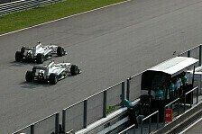 Formel 1 - Riskantes Risiko-Management: Kommentar - Sinnvolle Mercedes-Teamorder?