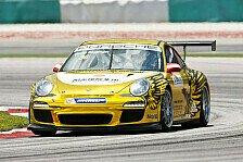 Mehr Motorsport - Souver�ner Start-Ziel-Sieg: PCAA: Ragginger gewinnt in Malaysia