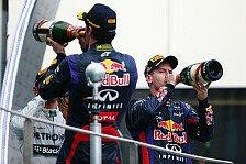 Formel 1 - Es gibt Aussetzer und es gibt Aussetzer: Webber: Schumacher schlimmer als Vettel